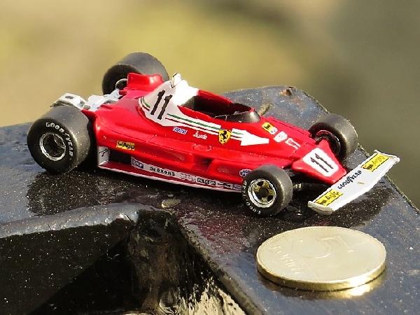 Ferrari F1 Kyosho 1/64