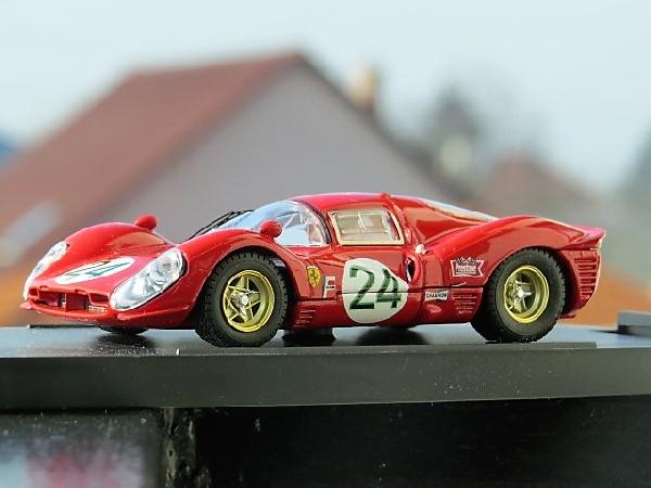 Ferrari 330 P4 1967 1/43 Bang
