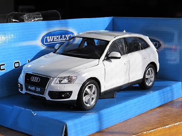 Audi Q5 1/24 Welly