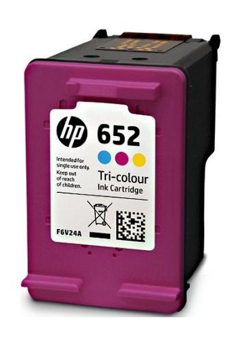 HP-652-es Színes patron töltése