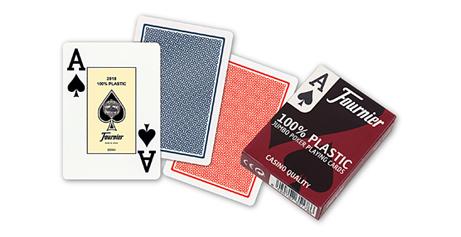 Fournier - 2800 CASINO 100% Plastic kártya