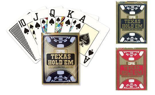 Copag Gold Texas Holdem jumbó index (12db)