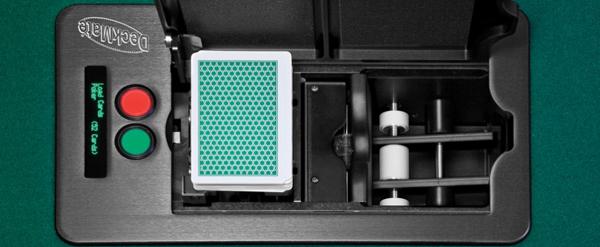 Deck Mate - póker keverőgép
