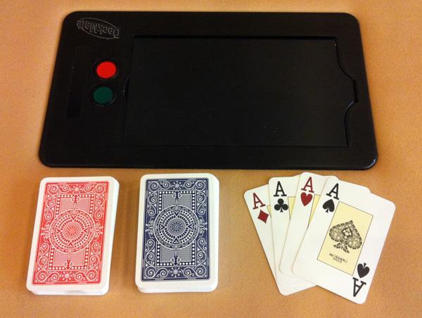 Modiano 100% Plasztik kártya - Casino Poker méret