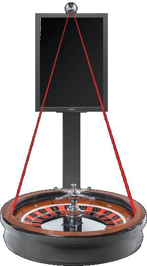 EyeBall™ kerék kamera