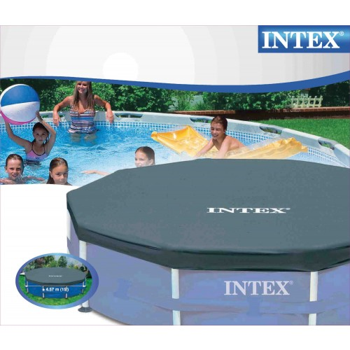 Intex cs v zas medence takar f lia 457cm tm r re 28032 for Intex webshop