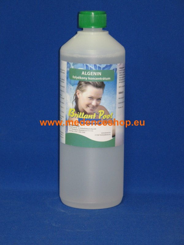 Brillant Pool ALGENIX - 1liter algaölő folyadék UVA-01