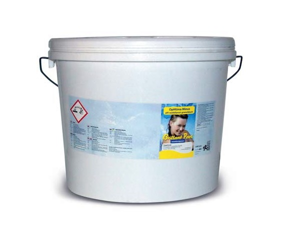 Brillant Pool OpHtima Minusz pH- 7,5kg UVP-207