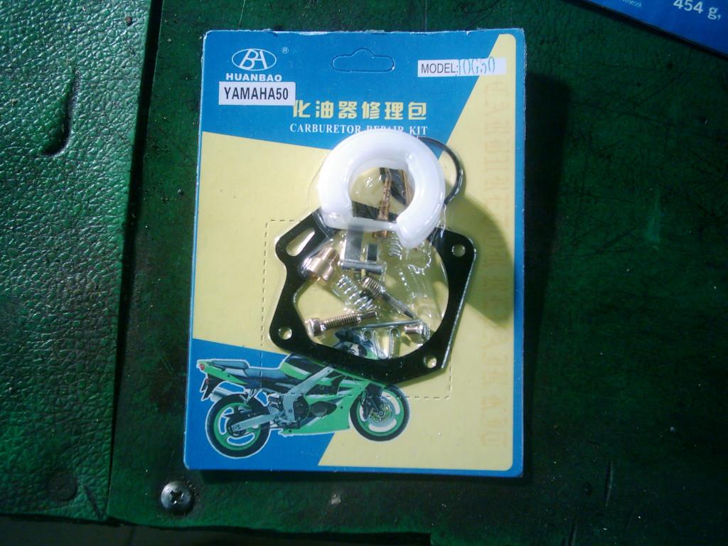 Yamaha  Jog 50 karburátor felujító ,tűszeleppel.