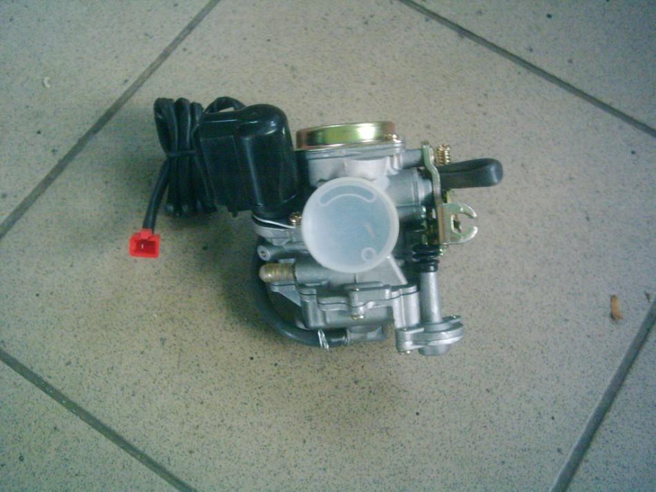 Kymco Agility,Vitality,Sukida,Novara City,Yoyo, Poly-Mobil,Rex, Moto-Zeta, Jon Wane  Kínai 4T  50-es ÚJ karburátor.