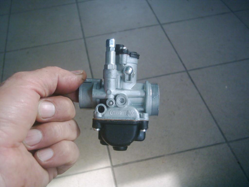 AM-6 Sport 19-es karburátor