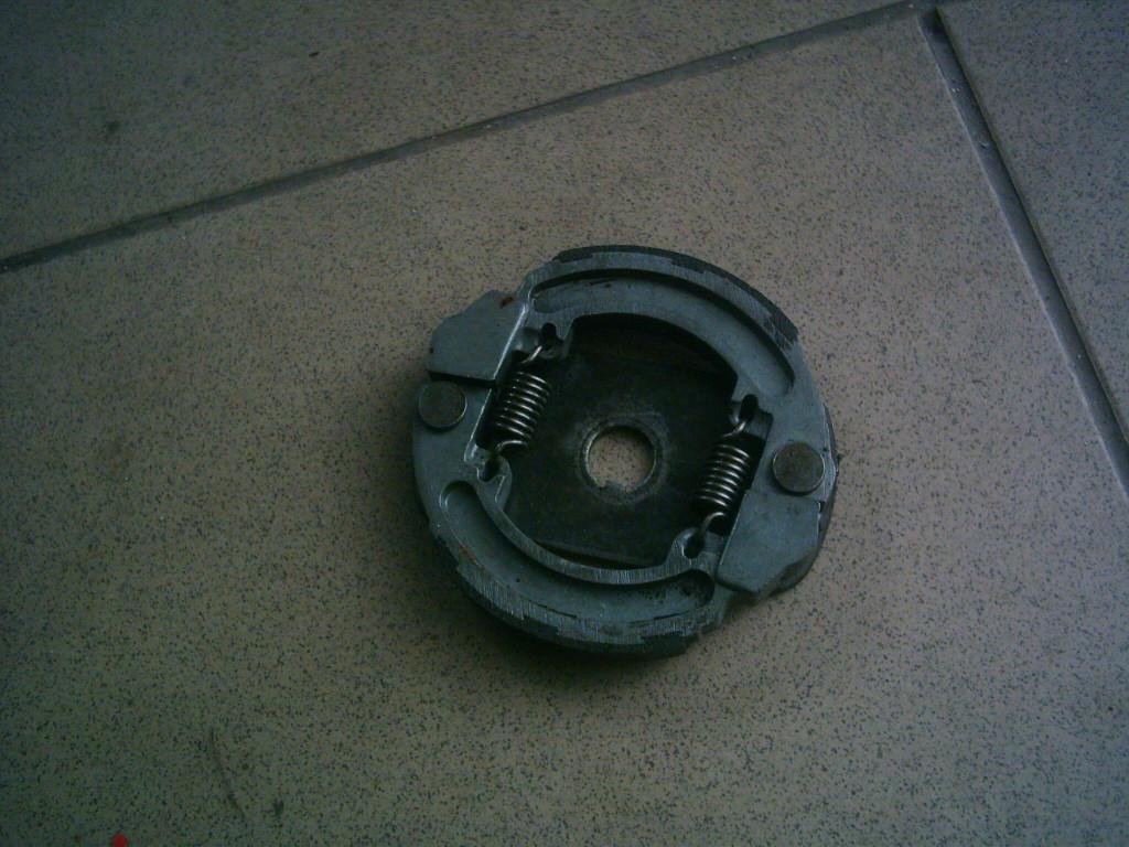 Yamaha Mint bontott kuplunk.