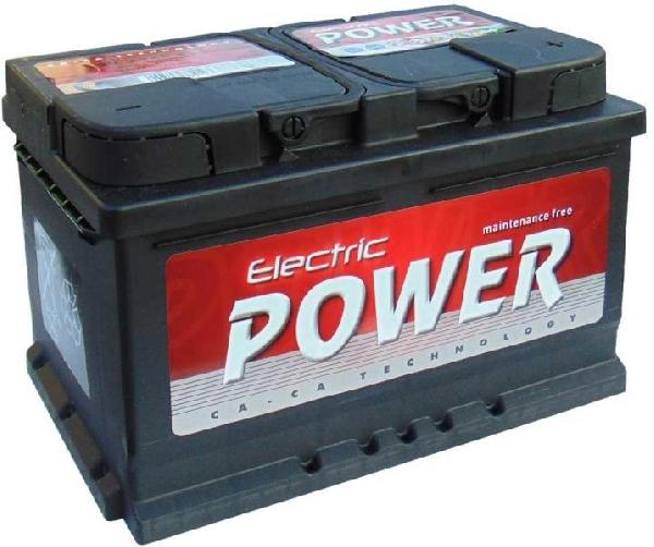 Akkumulátor 12V 72Ah -+ nagysarus gondozás mentes 33610-83E72