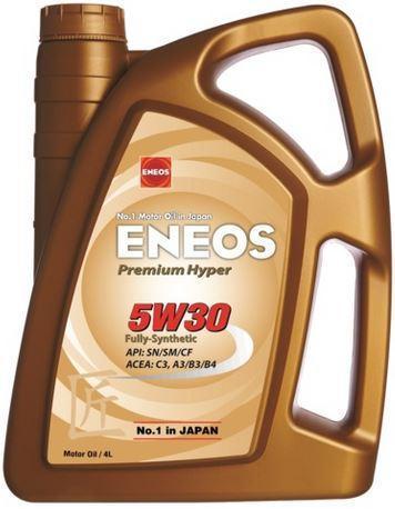 Eneos motorolaj 5W30 4l Premium Hyper S50436
