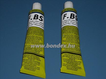 FBS szilikon ragaszt� 70 ml