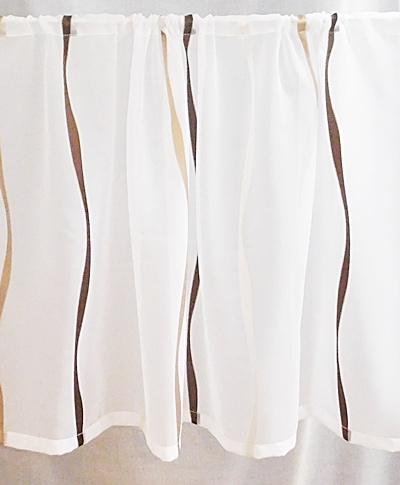 Margarétás függönyelkötő csipesz, fehér//Cikksz:014061