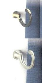 Kikötő kampó 43mm-es/Cikksz:014023