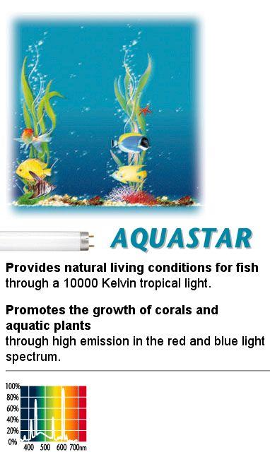 Sylvania Aquastar akvárium fénycső T8 F30W/174 10000K 26x895mm