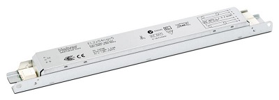 Helvar elektronikus T5 fénycsőelőtét 2x54W
