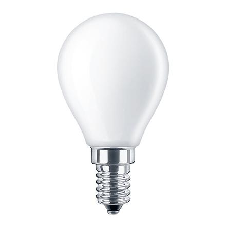 GE LED Gömb 4,5W E14