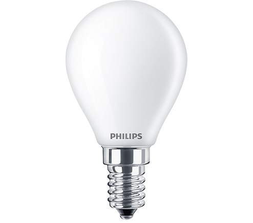 LED Gömb Classic 4W E14 matt (~40W) 465lm