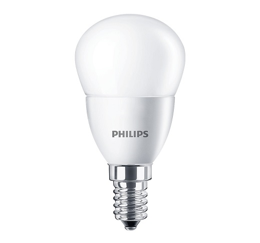 Philips LED CorePro gömb 5,5W E14 (~40W) 470lm