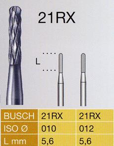 21RX/012 FG koronafelvágó, hengeres