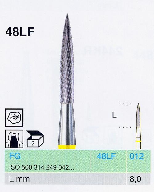 48LF/012 FG keményfém finírozó - </b>Nincs készleten, rendelhető