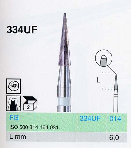334UF/014 FG keményfém finírozó