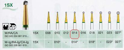 1SX/014 W keményfém fúró - </b>Nincs készleten, rendelhető