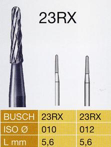 23RX/012 FG koronafelvágó, kúpos