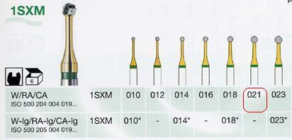 1SXM/021 W keményfém fúró vékonyított nyakkal <span style=