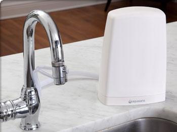 Csapra szerelhető konyhai vízszűrő, víztisztító - AQ-4000