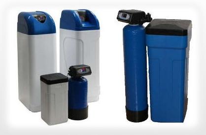 Vízlágyító készülékek - háztartási, ipari