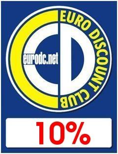 EURO DISCOUNT KLUB partner logo