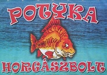 Potyka horgászbolt webáruháza partner logo