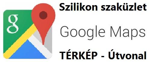BONDEX KFT. Szilikon szaküzlet Térkép - Útvonal