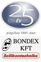 Bondex szilikonfeldolgoz� �s term�kgy�rt�