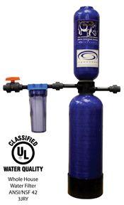 Aquasana központi víztisztító