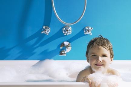 Zuhanyszűrő az egész családnak